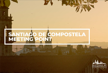 Vídeo Promocional Santiago de Compostela Meeting Point