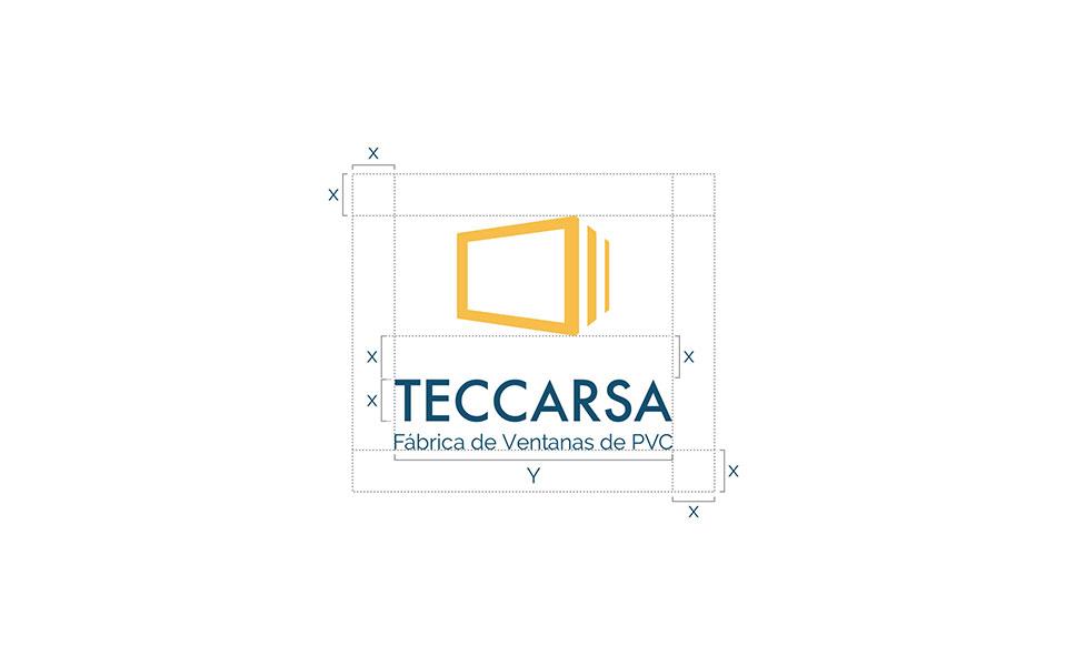 Imagen Corporativa Gráfica TECCARSA