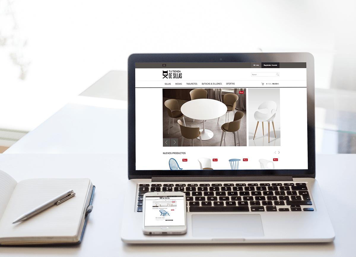 Tu tienda de sillas shop online