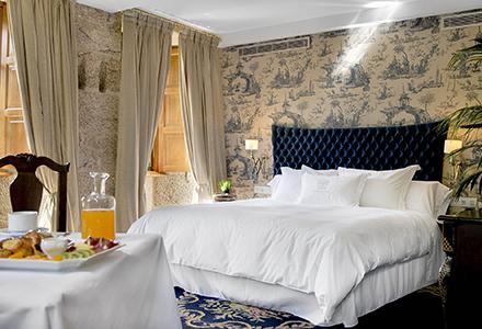 Fotografía Hostelería Hotel A Quinta da Auga