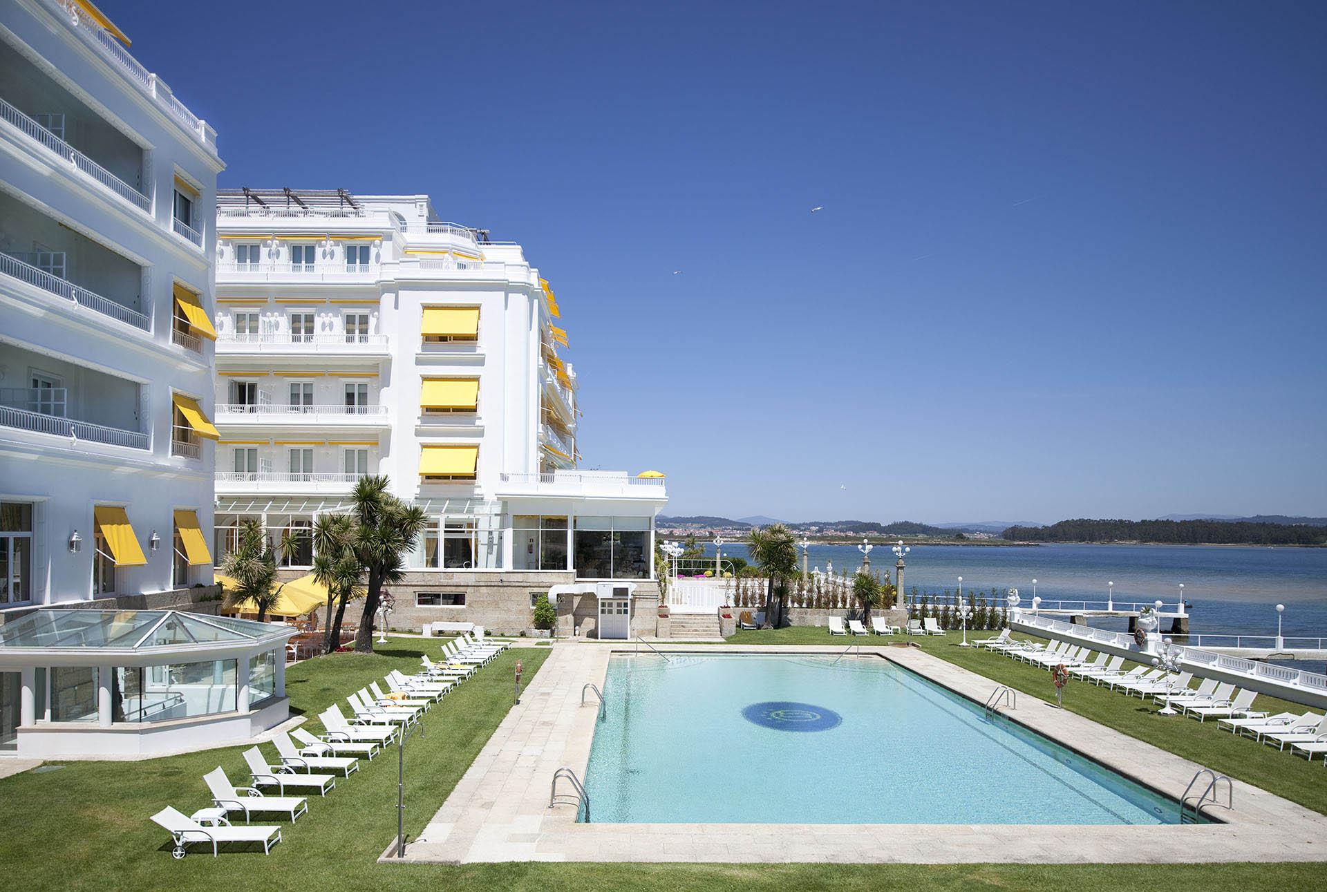 Hostelería Gran Hotel La Toja : 6