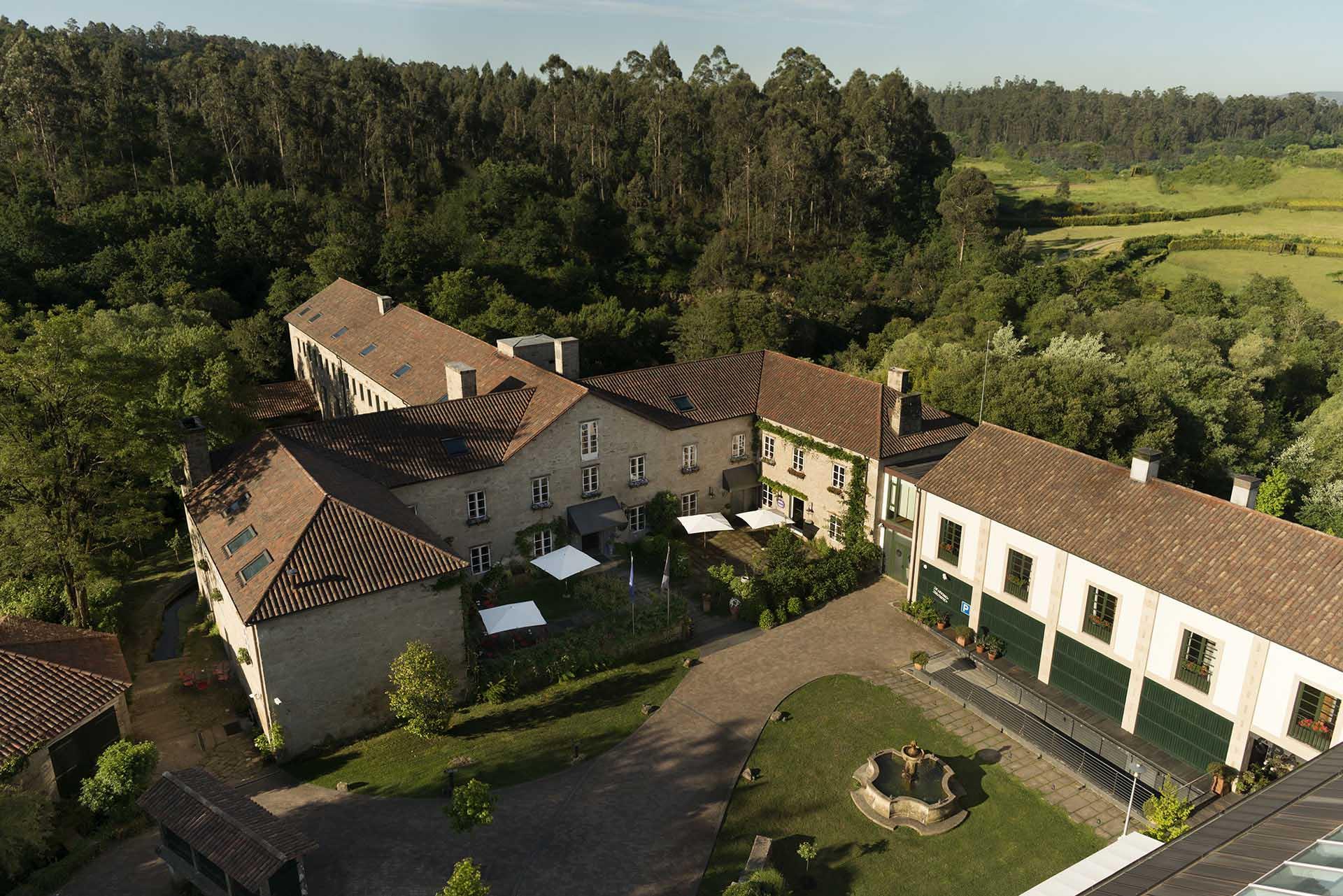 Hostelería Hotel A Quinta da Auga : 1