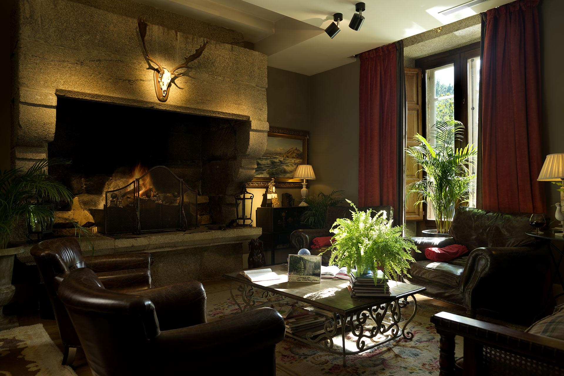 Hostelería Hotel A Quinta da Auga : 2